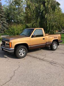 1990 GMC Sierra 1500 SLE