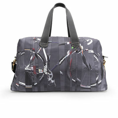 PAUL SMITH 9 Bikes Holdall Cycling Travel Bag