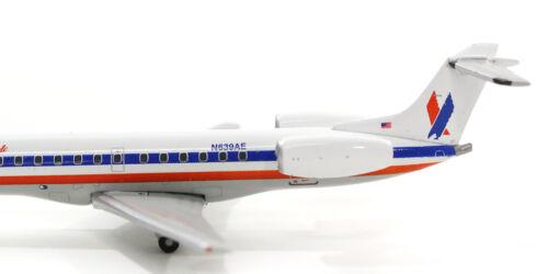 Gemini Jets American Eagle Embraer ERJ-145 GJAAL1565 1//400 REG#N639AE New