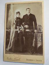 Boizenburg a. E. - Zarrentin - stehendes Paar - Mann und Frau - Hochzeit / KAB