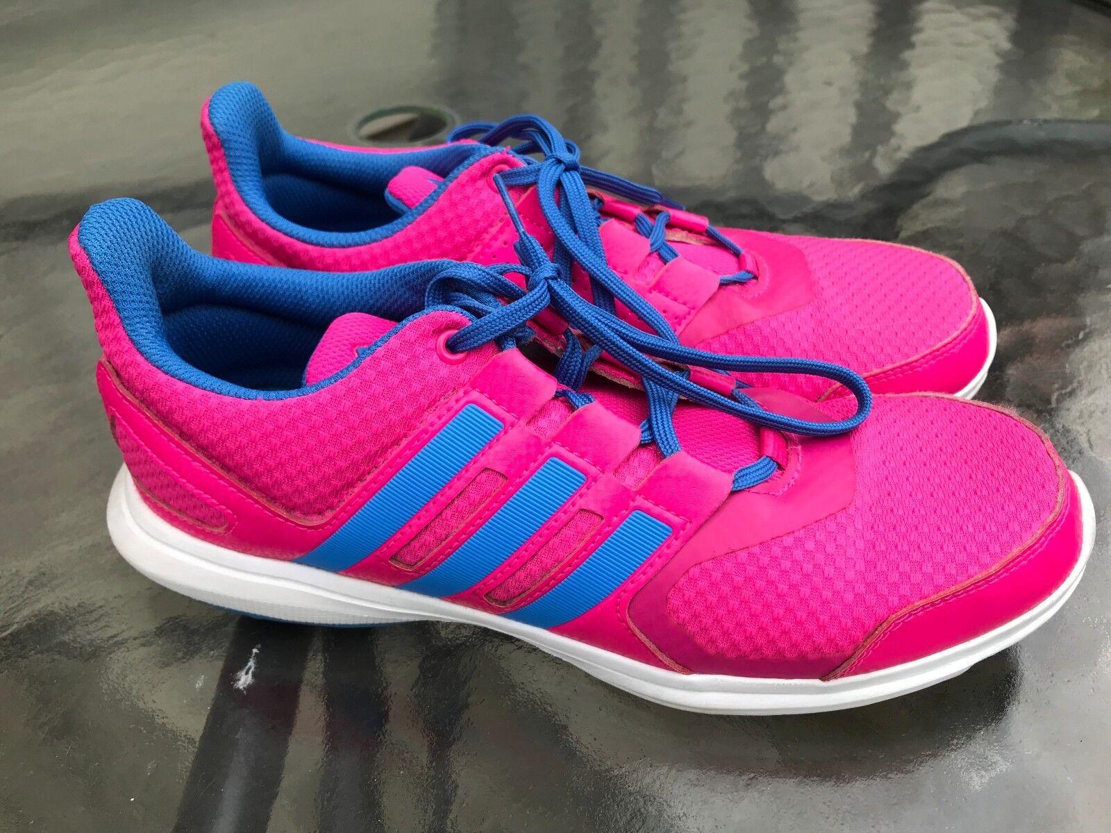 Adidas performance hyperfast 2.0 k scarpa da corsa, shock rosa, le dimensioni 6,5 | Design lussureggiante  | Uomini/Donna Scarpa