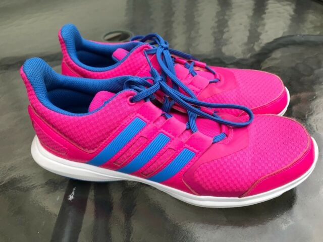 Adidas Performance Hyperfast 2.0 K Running Shoe Shock Pink, Women's Size 6.5