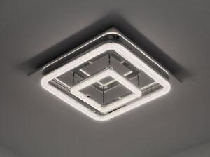 Led-lampara-de-techo-Crilou-SQ-L-50x50cm-cristal-difusor-48W-4000K-cromo-10741