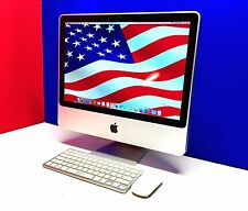 Apple iMac 20 inch Mac Mini Desktop Computer 2009 - 2010 / 4GB RAM 21.5 24 DVD