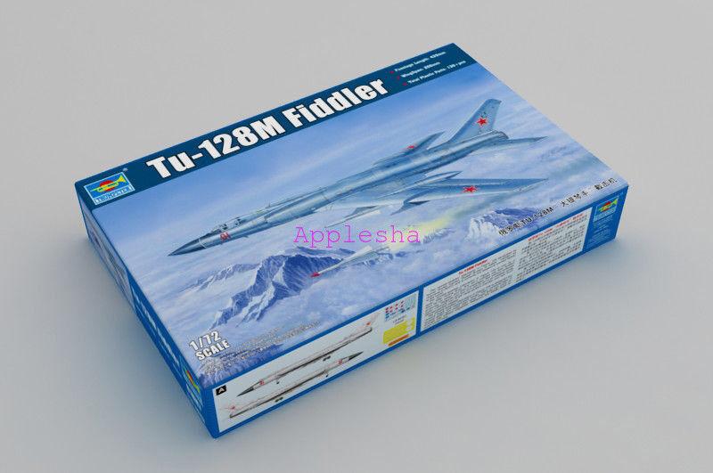 Trumpeter 1 72 Tupolev Tu-128M Fiddler
