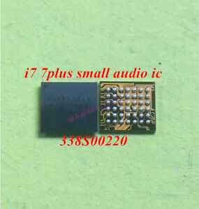 10 Pcs New Audio IC  small audio ic U3402 U3502 338S00220 for iphone 7 7plus