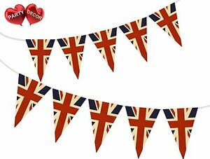 Vintage-Union-Jack-Theme-Bunting-Banner-Stylish-party-decoration-by-PARTY-DECOR