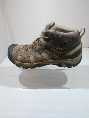 Keen Mens Hiking/Trail Hi-Top Boots Brown Lace Up