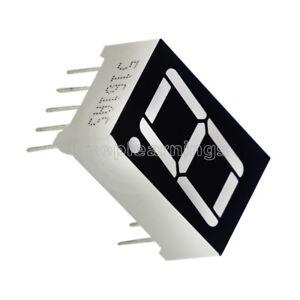 5PCS-0-56-034-7-Segment-Red-LED-Display-1-Digit-Common-Anode