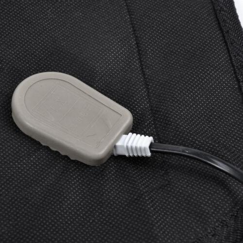 12V Auto Sitzkissen Heizkissen Sitzheizung Auflage Car Heated Seat Cushion Pad