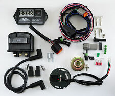 Ultima Complete External Ignition Kit for Harley Big Twin & Sportster 1970-1999