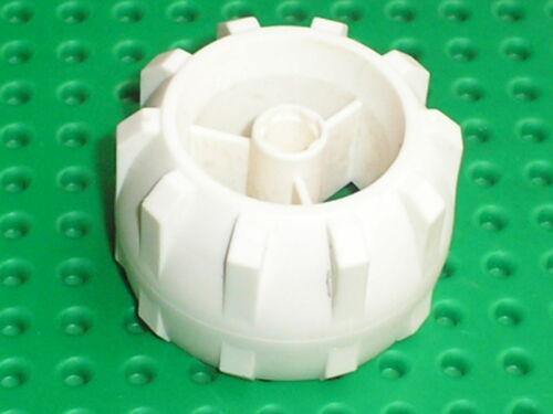 Roue blanche LEGO STAR WARS white Wheel ref 30324 Set 7259 ARC-170 Starfighter
