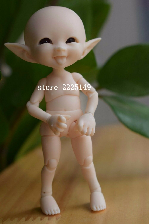 1/12 BJD DOLL Sira recast muñeca ojos with eyes Dollie manga anime fairyland sd