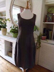 Brown Dress Design Grand Fox's 36 Taille Z5dqpXw