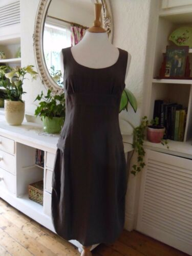 Dress Brown Grand Design 36 Taille Fox's OaHdqwa