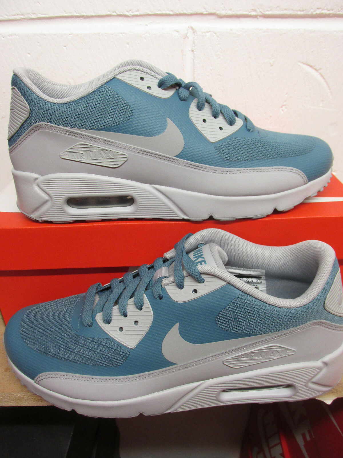 Nike Air Max 90 Ultra 2.0 Essential fonctionnement Trainers 875695 001 Sneakers chaussures