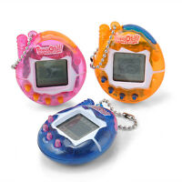 Mini Virtual Pet Cyber Pet Toy 49 Pets in One 90S Nostalgic Toy Tiny Tamagotchi