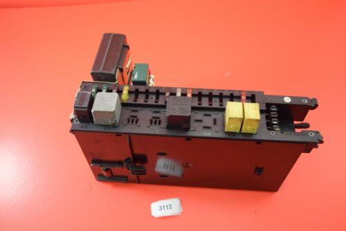 B27 01-07 MERCEDES C240 C320 C280 REAR TRUNK FUSE RELAY BOX  2035450701 OEM