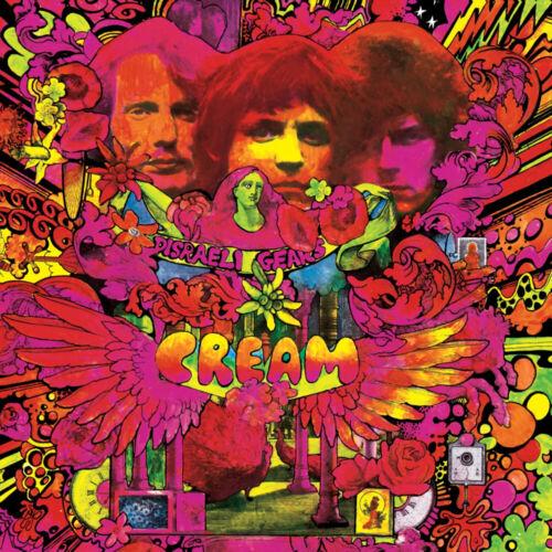 Cream Disraeli Gears Album Cover Poster Giclée