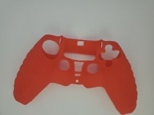 NEW RED Silicone Grip Case Non Slip Cover sleeve  For PS5 Controller S18