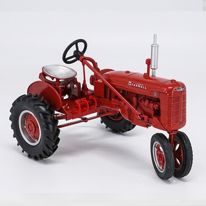 1 16 Alloy Diecast Red ErtlFarmall B Tractor Agriculture Model Toy Collection