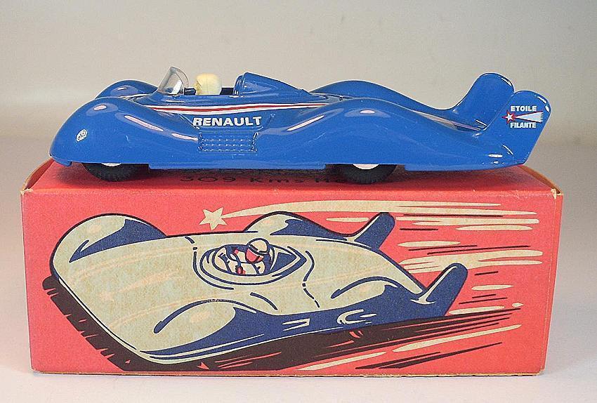 QUIRALU  RENAULT RENAULT RENAULT L Etoile Filante blu nuova edizione in O-Box  4444 063211
