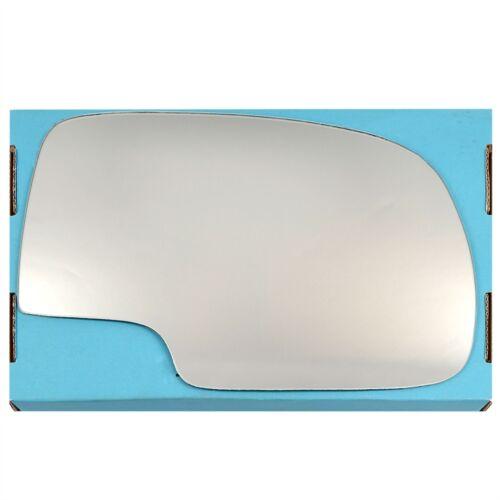 Espejo de puerta de ala derecha Lado Del Conductor Cristal Para Cadillac Escalade 2002-2006