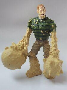 Figurine-MARVEL-Spiderman-3-Film-Sandman-14-cm-hasbro-2006