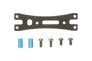 Tamiya 54375 RC RM01 Carbon Rear Bulkhead Plate F104 Ver.2 Hop Up Parts OP1375