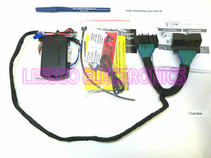 Complete Plug /& Play Remote Start for Ford Mustang 2016-2017 *Push To Start*