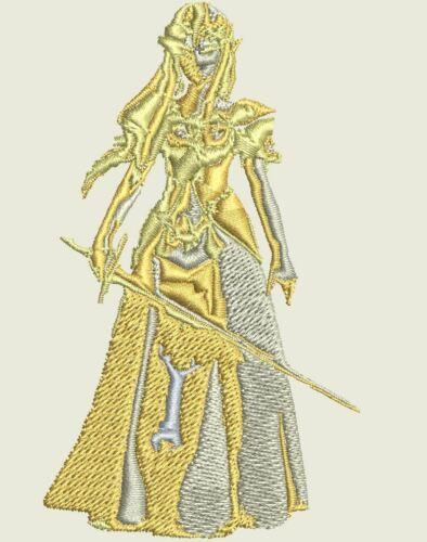 15 Legend of Zelda Machine Embroidery Designs 11 Formats - CD//USB//Floppy