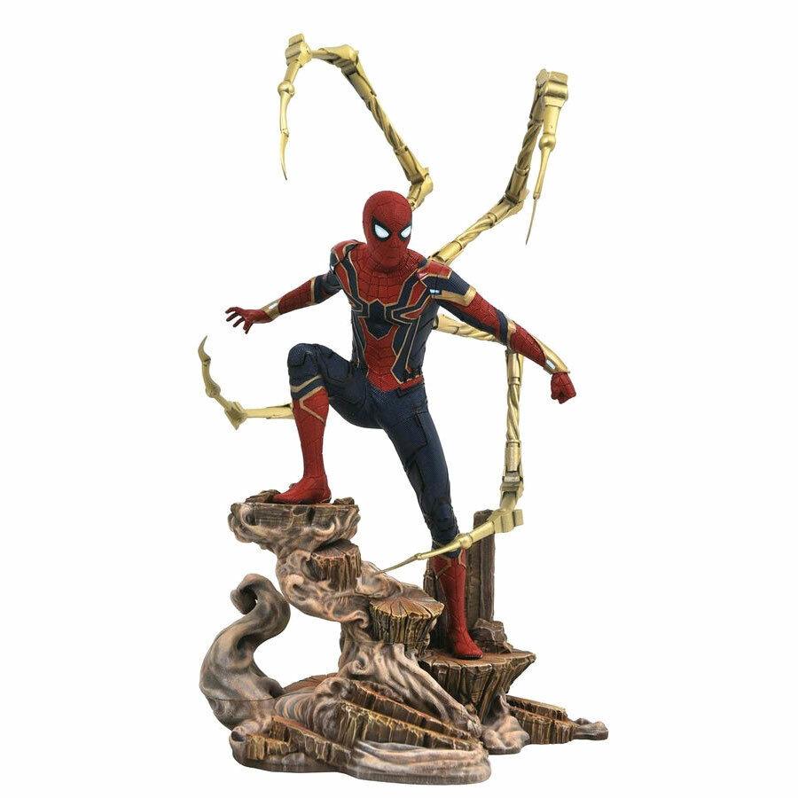 Avengers 3  Infinity War - Iron Spider-Man Spider-Man Spider-Man Marvel Gallery 22cm(9 ) PVC Statue cb7bff