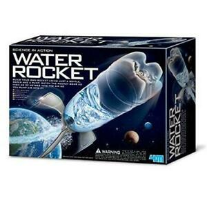 Toysmith-4M-Water-Rocket-Kit-Science-Project-Kids-Toy-Bottle-Blast-Educational