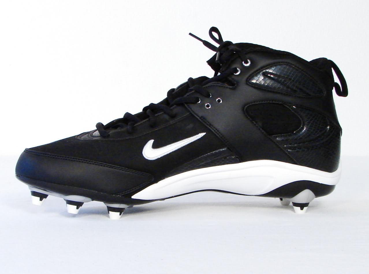 Nike Nike Nike Zoom Dri Fit noir D Football Cleats homme 15 NEW 3f0670