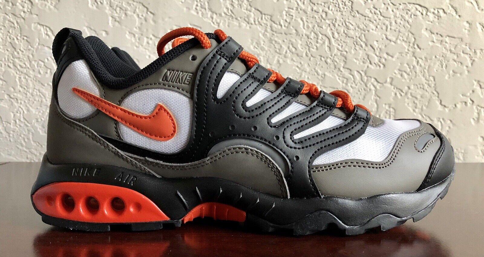 Nike Air Terra Humara '18 New Olive Grey Deep orange Black Men's AO1545-003