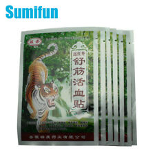 64Pcs Tiger Balm Pain Relief Patch Far-infrared Paste Release Body Plaster C205