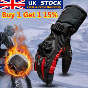 Winter-Polar-Force-Leather-Waterproof-Thermal-Winter-Motorcycle-Motorbike-Gloves