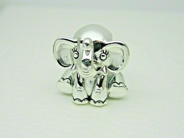 PANDORA 799088c00 Ellie The Elephant Charm S925 Ale