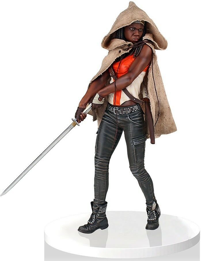 The Walking Dead TV AMC Michonne Statue