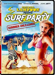 NEW-DVD-SURF-PARTY-NATIONAL-LAMPOON-Matthew-Lillard-Vanessa-Angel-Joan-J