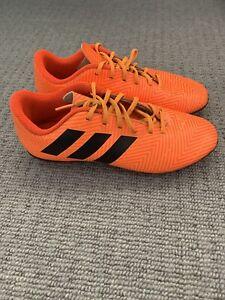Adidas-nemeziz-Tango-18-4-TF-Football-Astro-Chaussures-UK-Taille-3