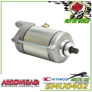 SMU0402 Motor de Arranque Arrowhead Kymco Mangosta 300 2009 2010