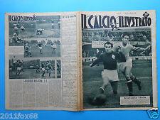 1949 il calcio illustrato 1 fiorentina lazio lucchese bologna galassi remondini