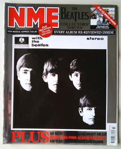 NME-The-Beatles-RARE-Collectors-039-Issue-12-September-2009-2-Of-13-Special-Covers