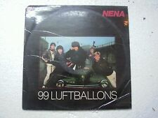 NENA 99 LUFTBALLONS  RARE LP RECORD vinyl  INDIA INDIAN ex