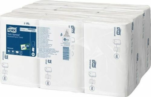 Tork Xpress Soft Multifold Hand Towel 1 Ply White 471074
