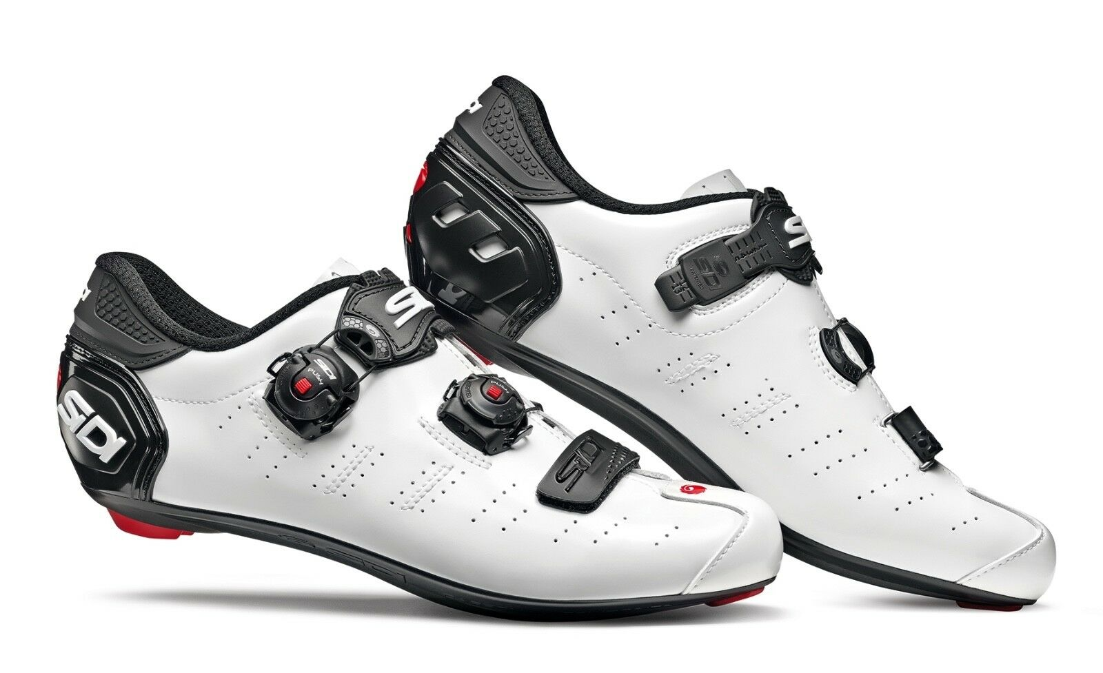 shoes SIDI ERGO 5 BIANCO black Size 42