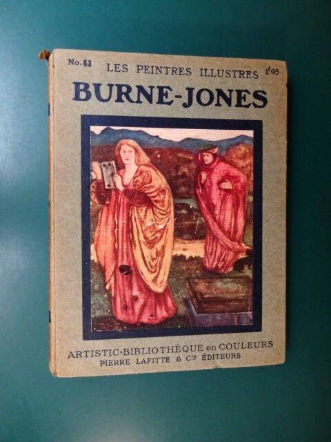 Les peintres illustres, nº 63. Burne Jones