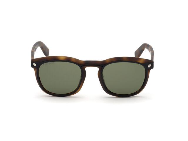 gradient green Sunglasses DSquared2 DQ 178 DQ0178 52P dark havana