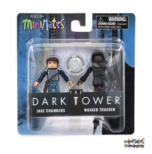 The Dark Tower Minimates TRU Toys R Us Wave 1 Complete Set